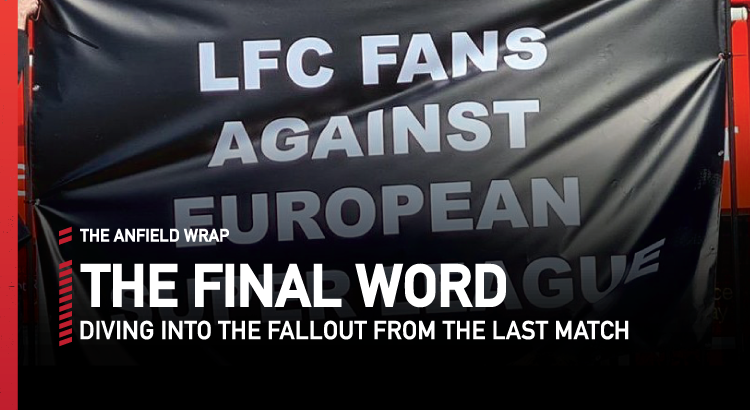 Leeds United 1 Liverpool 1 | The Final Word