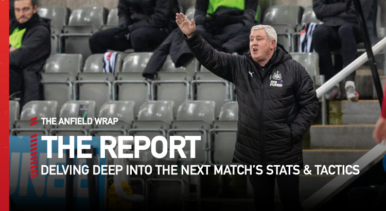 Liverpool v Newcastle United | The Report