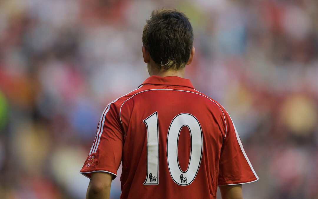 Liverpool's Number 10