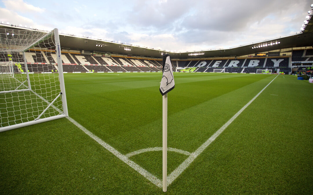 Derby Still At Risk Of The Drop: Lower League