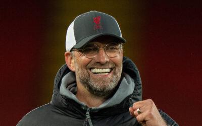 Liverpool's manager Jurgen Klopp