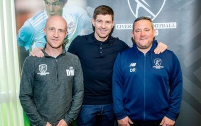 Steven Gerrard Academy director David MacDiarmid joins Mike Kearney to detail the journey in the career of a football coach...