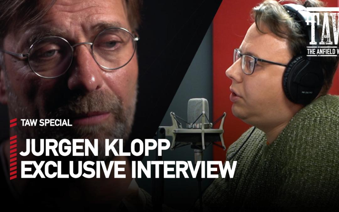 Jurgen Klopp | Big Interview 2021
