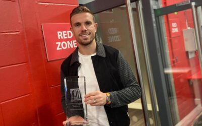 Back in 2020, Jordan Henderson won The Anfield Wrap's Embodiment of Liverpool FC award and we went down to Anfield for a reaction podcast...
