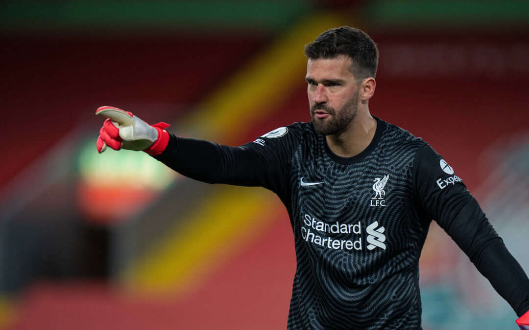 Sunday Best: Liverpool Cling To Top Four Hopes