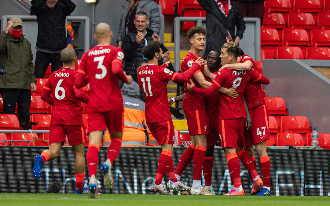 Liverpool 2 Crystal Palace 0: The Post-Match Show