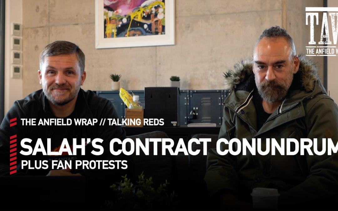 Mo Salah's Contract Conundrum | Talking Reds