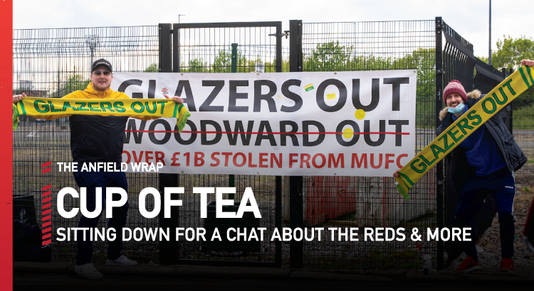 Ashley Brown From The FSA | Cup Of Tea