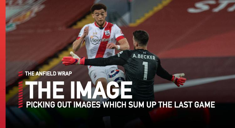 Liverpool 2 Southampton 0 | The Image