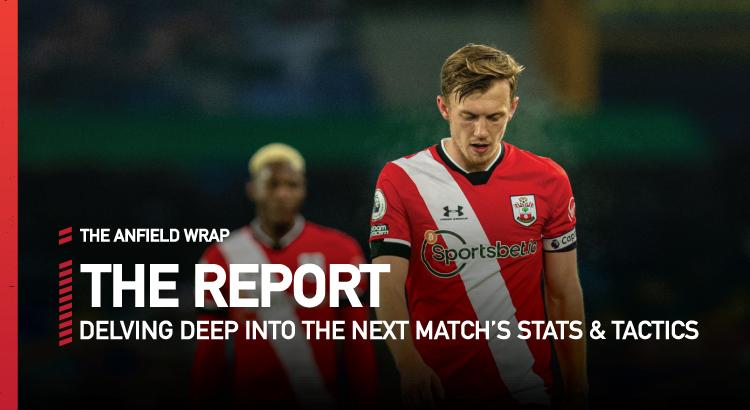 Liverpool v Southampton | The Report