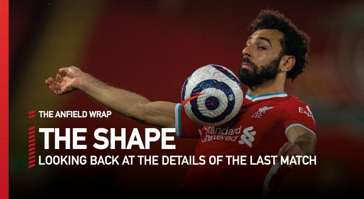 Liverpool 2 Southampton 0 | The Shape
