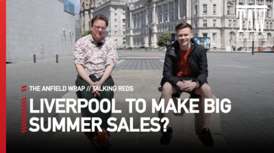 To look ahead to Liverpool's summer transfer dealings and who may be heading for the door at Anfield, Josh Sexton is joined by Neil Atkinson...