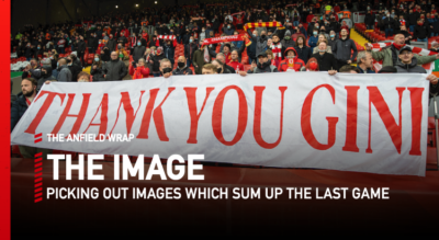 To sum up Liverpool 2 Crystal Palace 0 in the Premier League at Anfield, John Gibbons picks out the best images from Propaganda Photos...