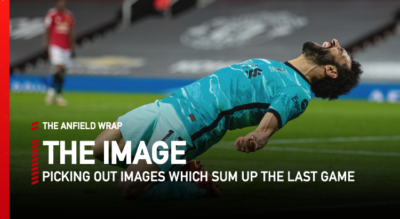 John Gibbons picks out the images from Propaganda Photos which sum up Manchester United 2 Liverpool 4 in the Premier League...