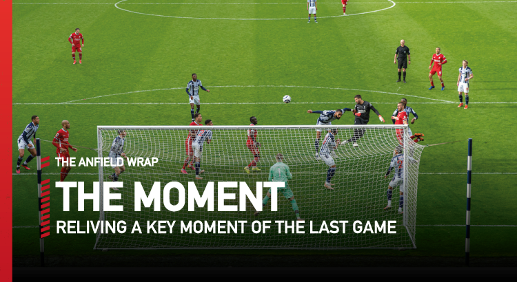 West Brom 1 Liverpool 2 | The Moment
