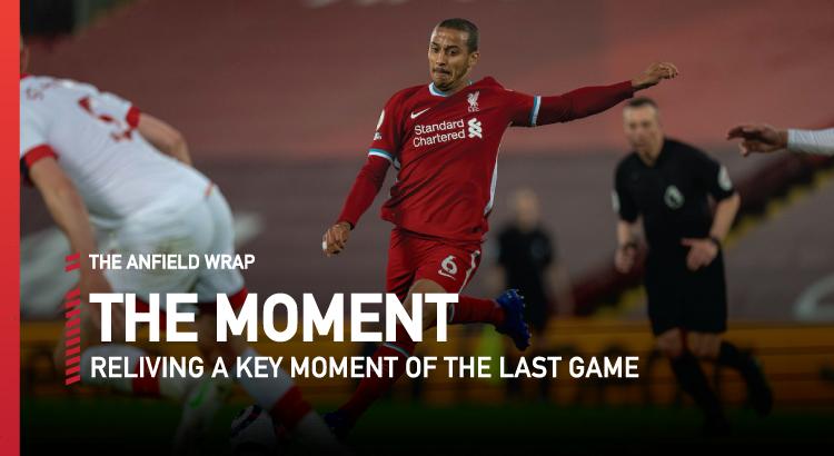 Liverpool 2 Southampton 0 | The Moment