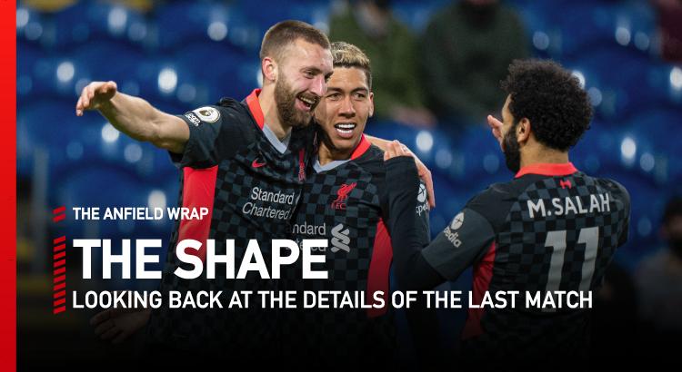 Burnley 0 Liverpool 3 | The Shape