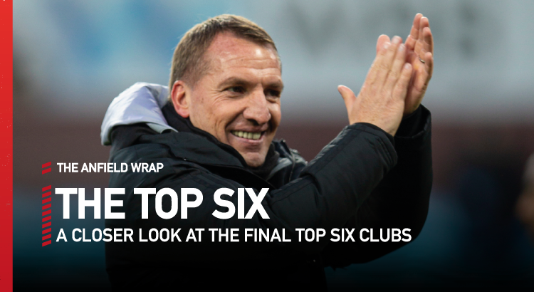 To take a look at the sides that finished in the Premier League's top six, Gareth Roberts hosts Chloe Bloxam, Kev Walsh and Phil Blundell...