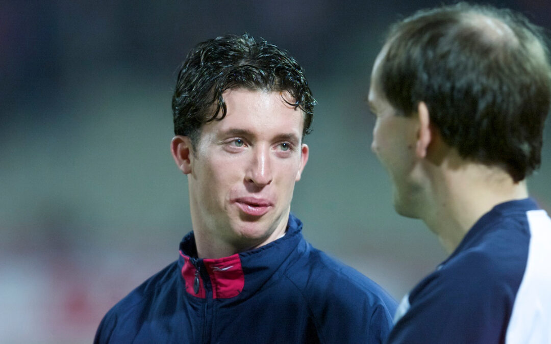 Charlton v Liverpool – 2001: Big Match