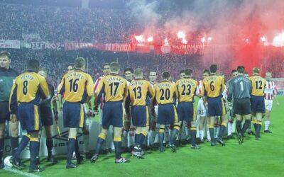 The Anfield Wrap revisits Liverpool FC's treble winning 2000-01 season