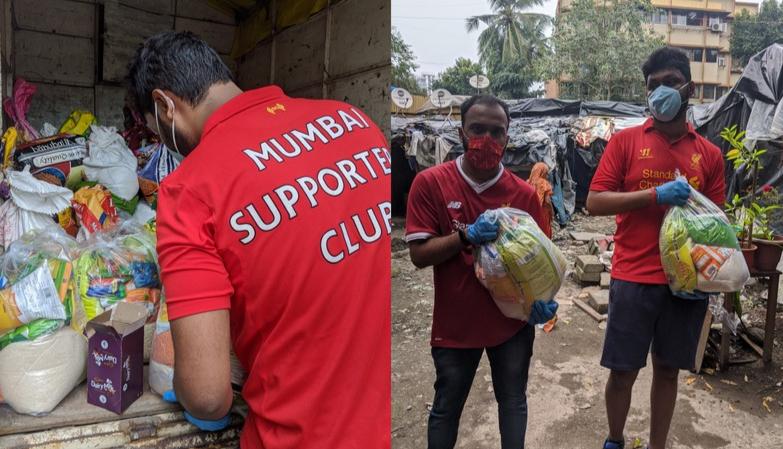 The Anfield Wrap x LFC Mumbai OLSC Fundraiser
