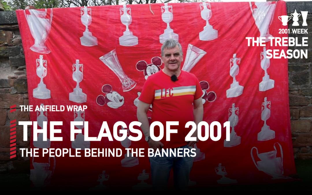 The Flags Of 2001 | The Treble Season