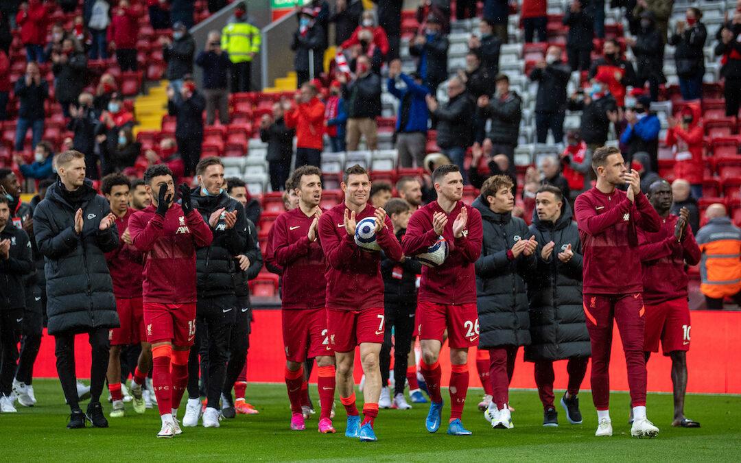 Liverpool FC squad 2020-21