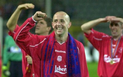 Gary McAllister exclusively joins The Anfield Wrap to relive his role in the Liverpool FC treble winning 2000-01 season, with John Gibbons...