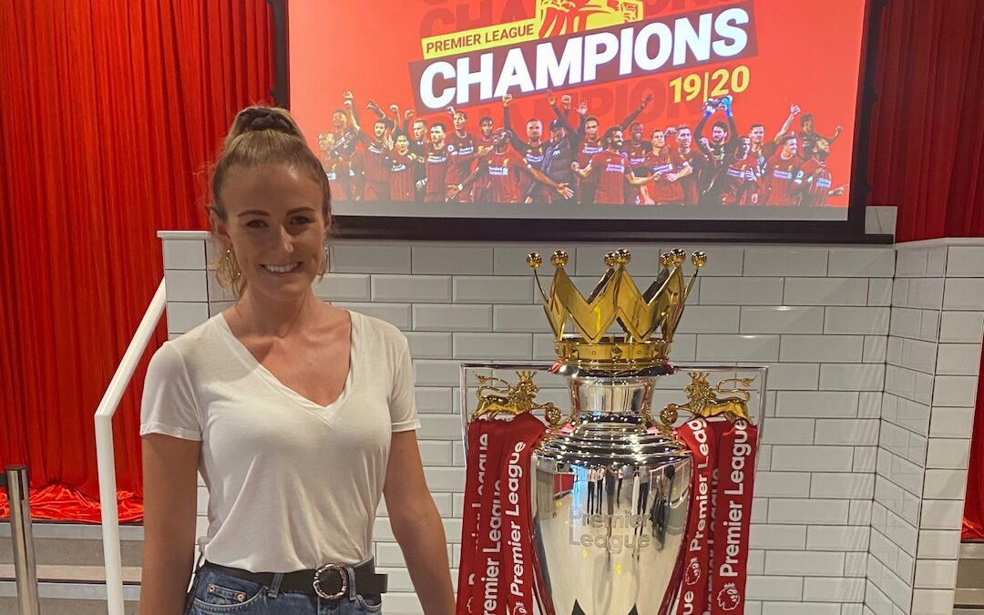 Lizzi Doyle: What Football Means To Me