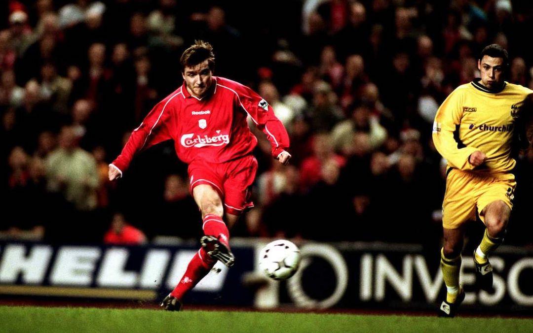 LFC v Crystal Palace – League Cup 2001: Big Match