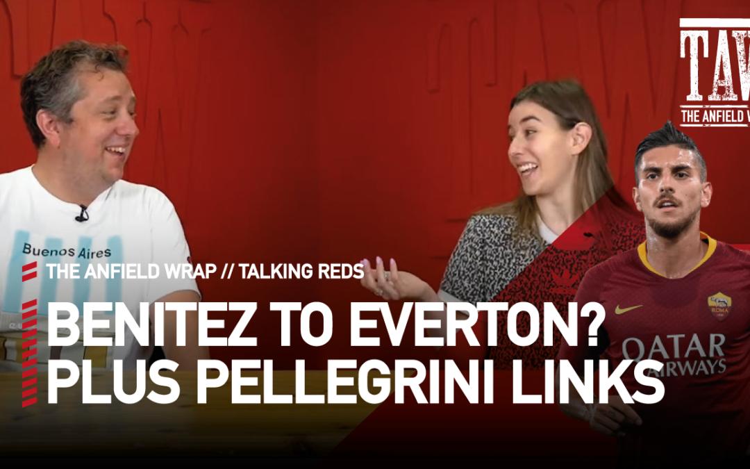 Rafael Benitez To Everton?   Talking Reds
