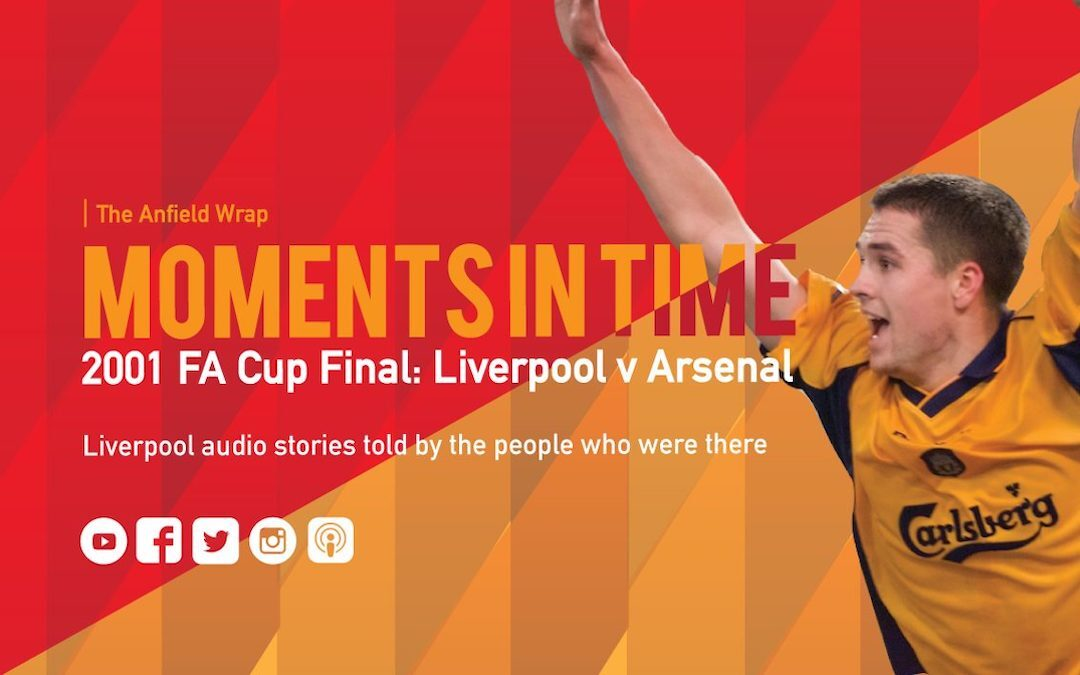 FA Cup Final 2001 – Moments In Time: From The Vault