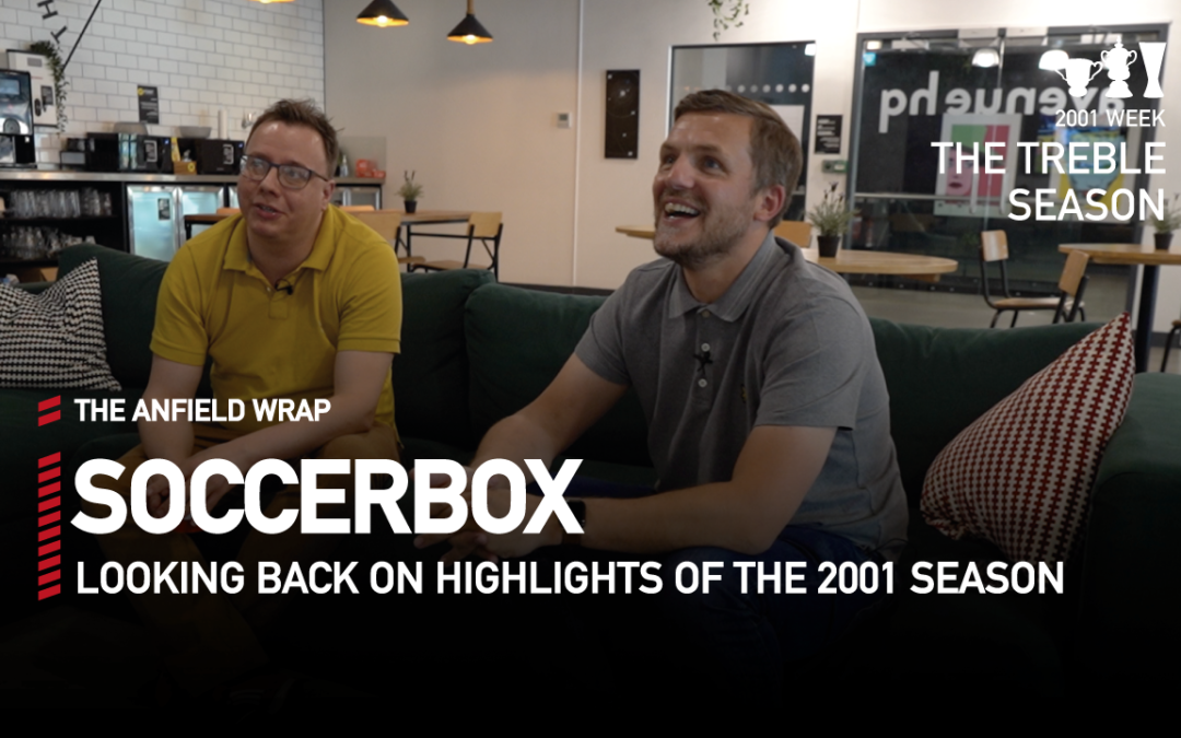 Liverpool FC 2000-01   Soccerbox – Part Two