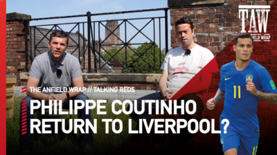 Philippe Coutinho Return To Liverpool?   Talking Reds