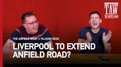 To discuss the expansion of the Anfield Road stand and look ahead to the start of EURO 2020