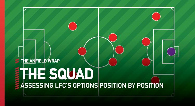 Liverpool FC Attack   The Squad