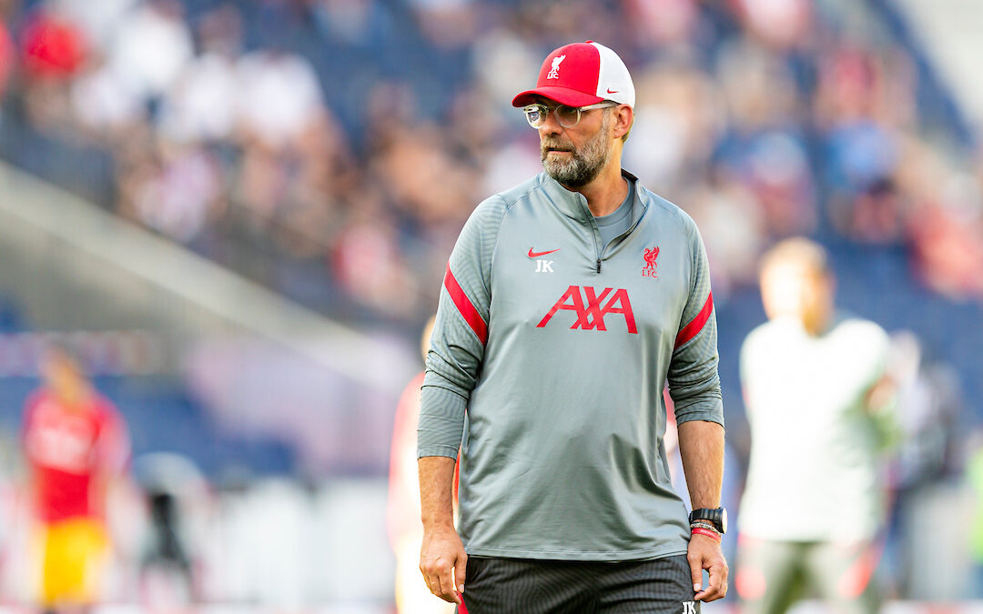 Liverpool Squad Report For Pre-Season: The Anfield Wrap