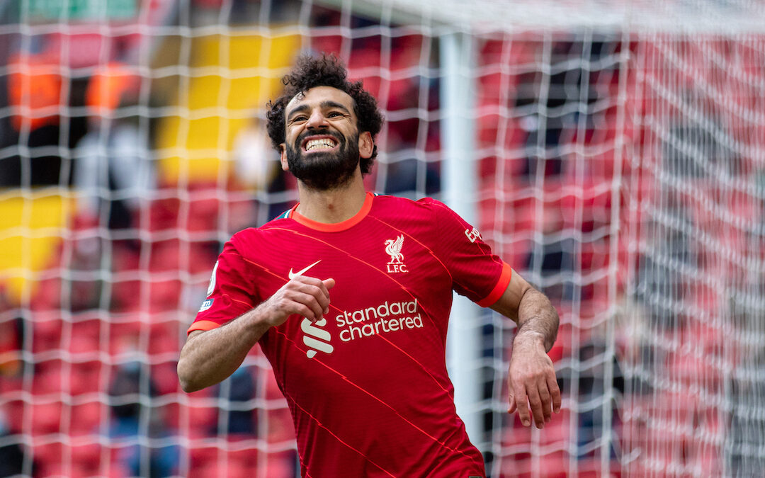 Salah Giving Liverpool Mo' Contract Drama?: Gutter