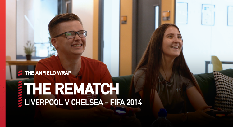 Liverpool v Chelsea – FIFA 14 | The Rematch