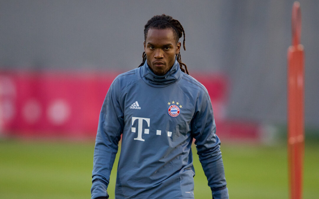 Is Renato Sanches Liverpool's dream signing this summer?