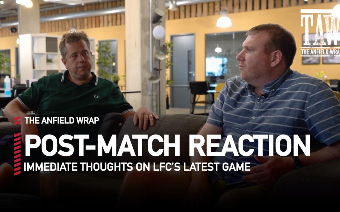 Liverpool 1 FSV Mainz 05 0 | Post-Match Video