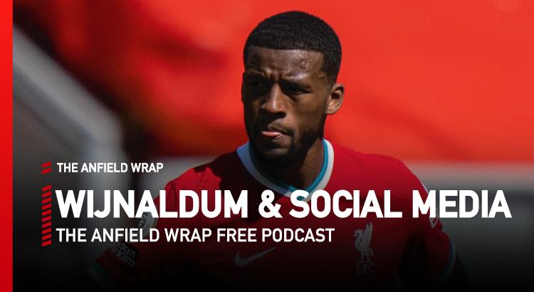 Gini Wijnaldum & Social Media | The Anfield Wrap