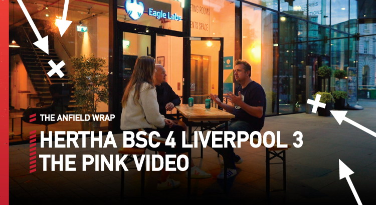 Liverpool 3 Hertha BSC 4 | Post-Match Video