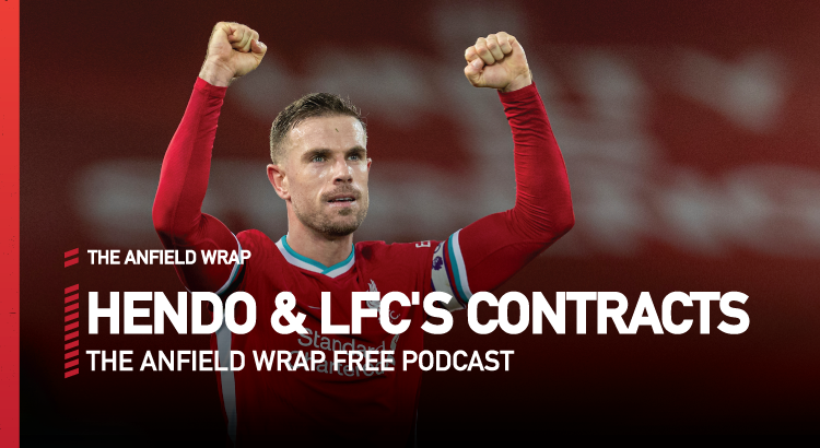 Henderson & LFC's Contract Situation | The Anfield Wrap