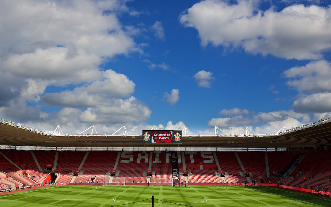 Southampton Celebrate At St Mary's: Coach Home