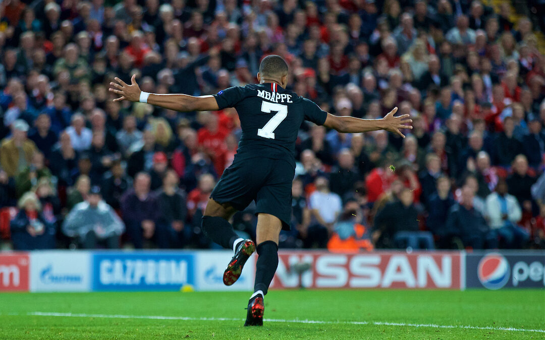 Ronaldo, Mbappe & Safe Standing: Three Strikes