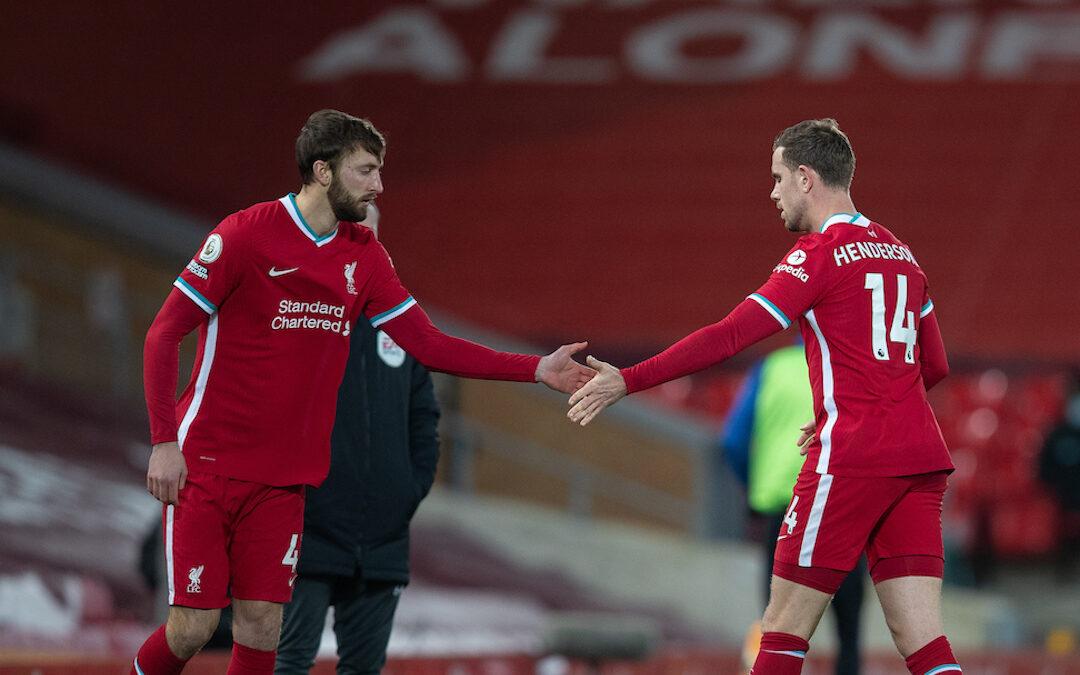 Liverpool's Transfer Deadline Day: The Gutter