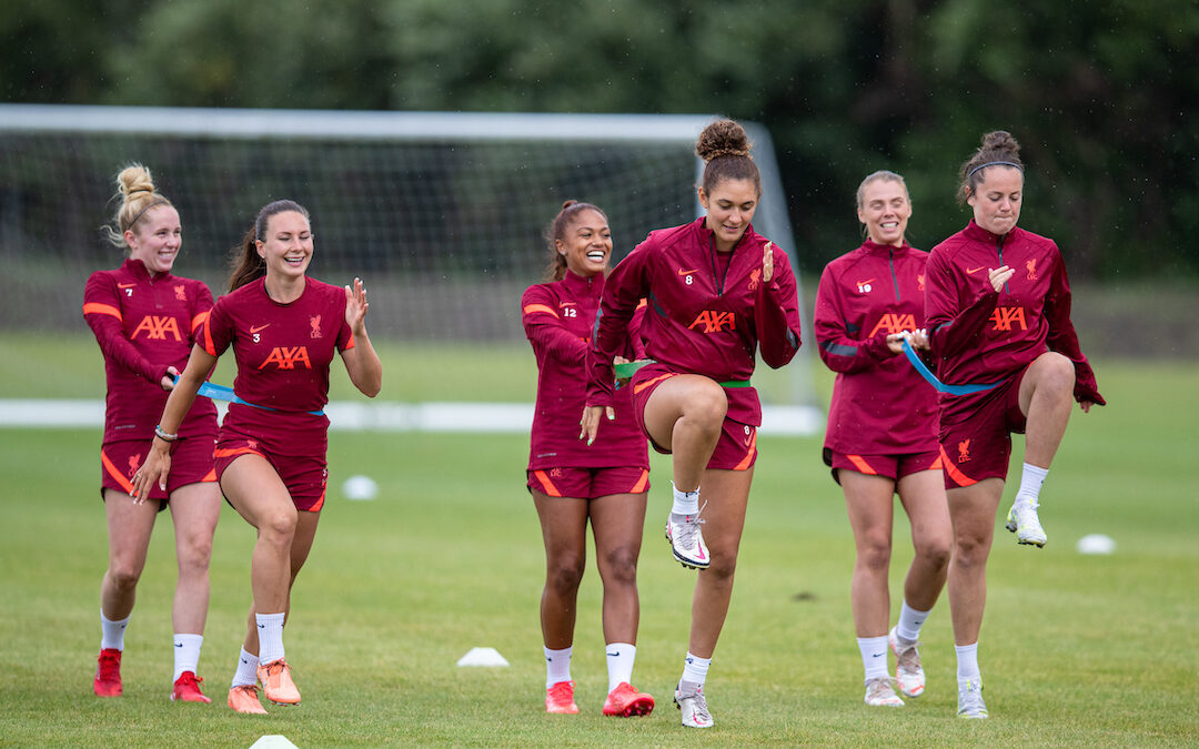 Liverpool FC Women: A New Season & A Fresh Start