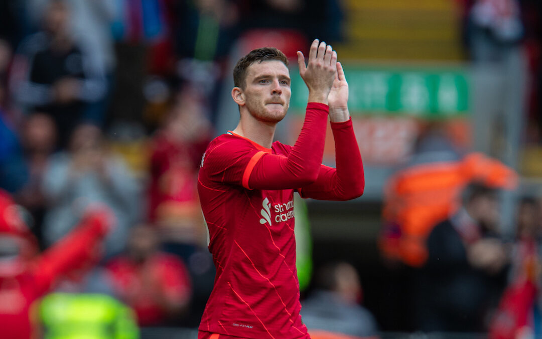 Andy Robertson Signs A New Deal: Reaction
