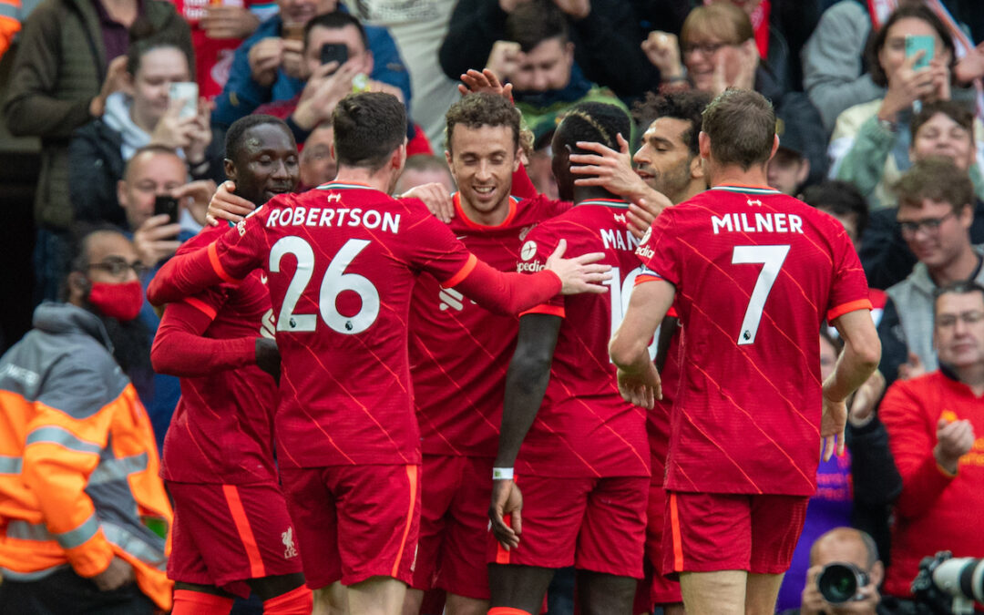 Liverpool 1 Athletic Bilbao 1: The Anfield Wrap